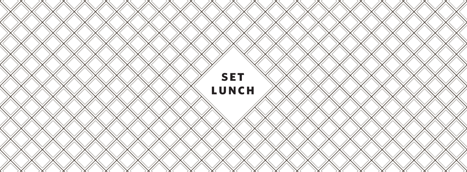 Set Lunch